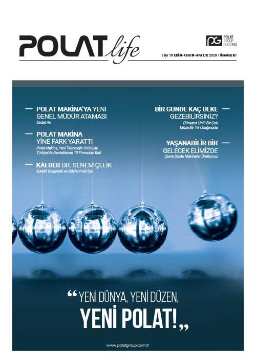 Polat Life, No:10 (TR)